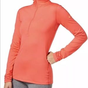 Nike Pro Warm 1/2 Zip Pullover